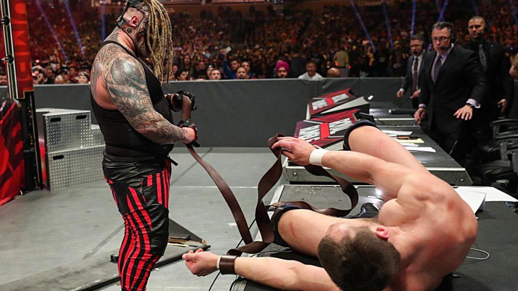 The Fiend vs. Daniel Bryan at Royal Rumble 2020