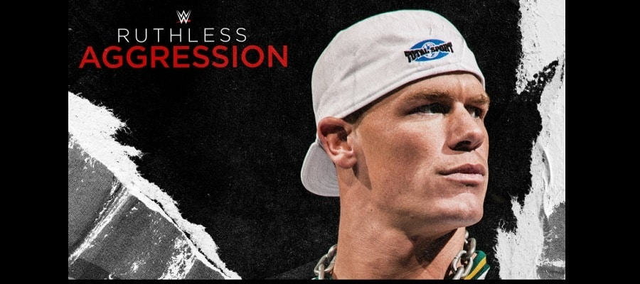 ruthless aggression episode 2