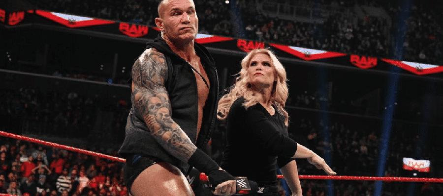 Beth Phoenix slaps Randy Orton
