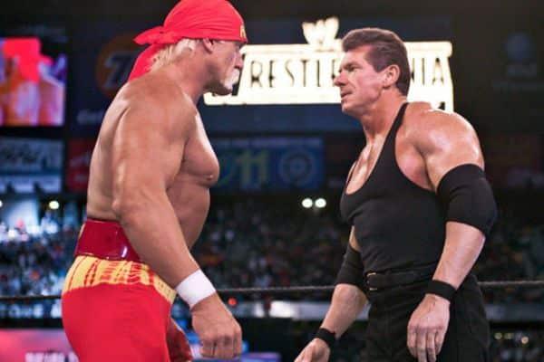 Hogan vs. McMahon