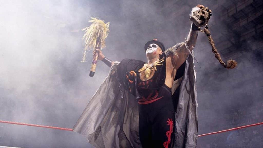 Papa Shango WWE