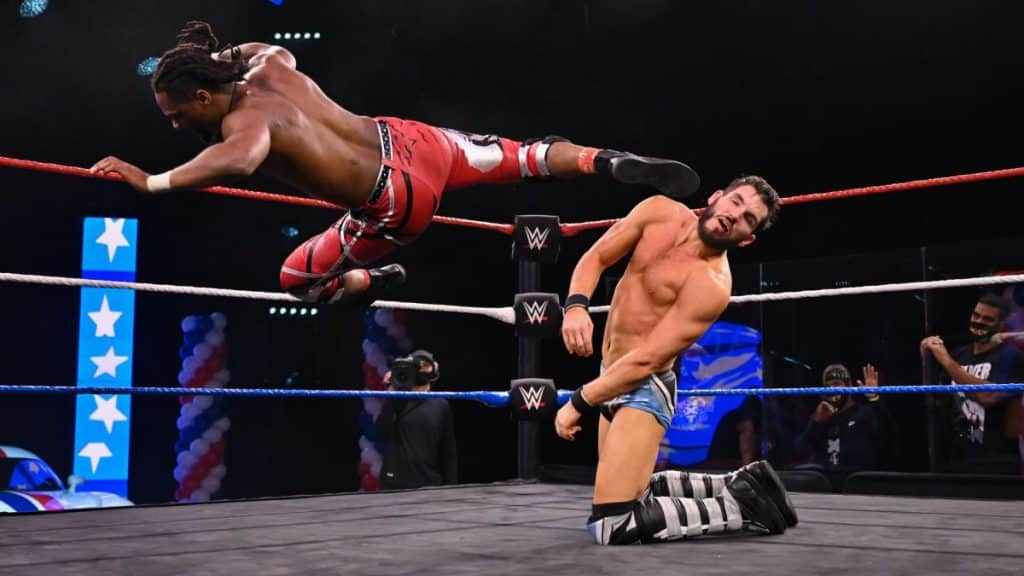 """NXT Is NXLee - NXT's """"The Great American Bash"""" - Night Two Review ..."""