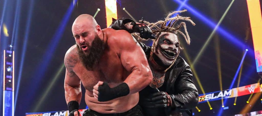 SummerSlam 2020: Bray Wyatt vs. Braun Strowman