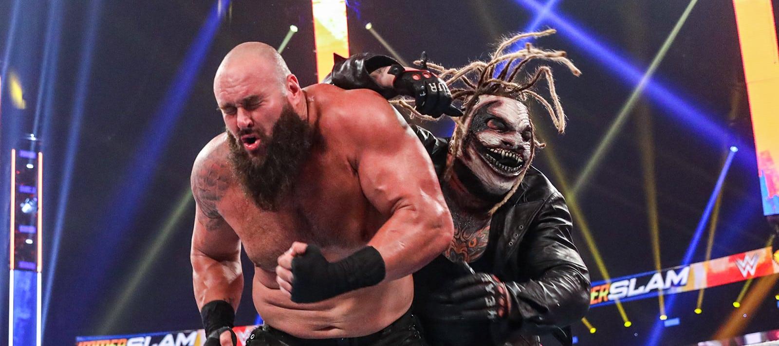 Strowman vs Wyatt SummerSlam