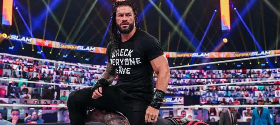 SummerSlam 2020: Roman Reigns