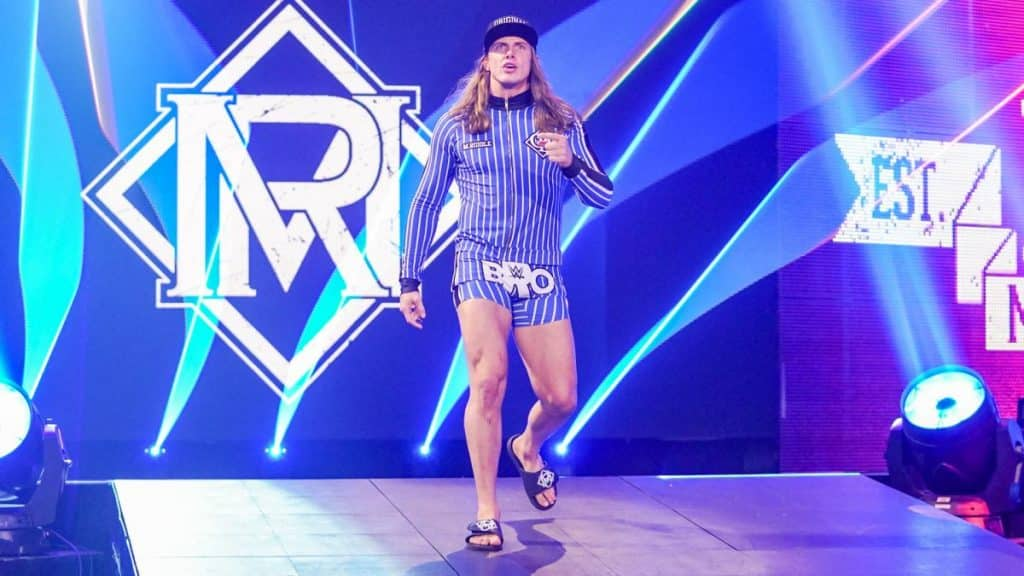 Matt Riddle SmackDown