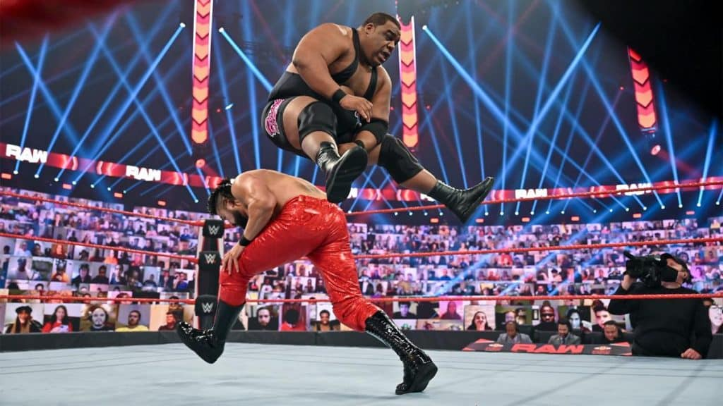 Keith Lee leapfrogs Andrade