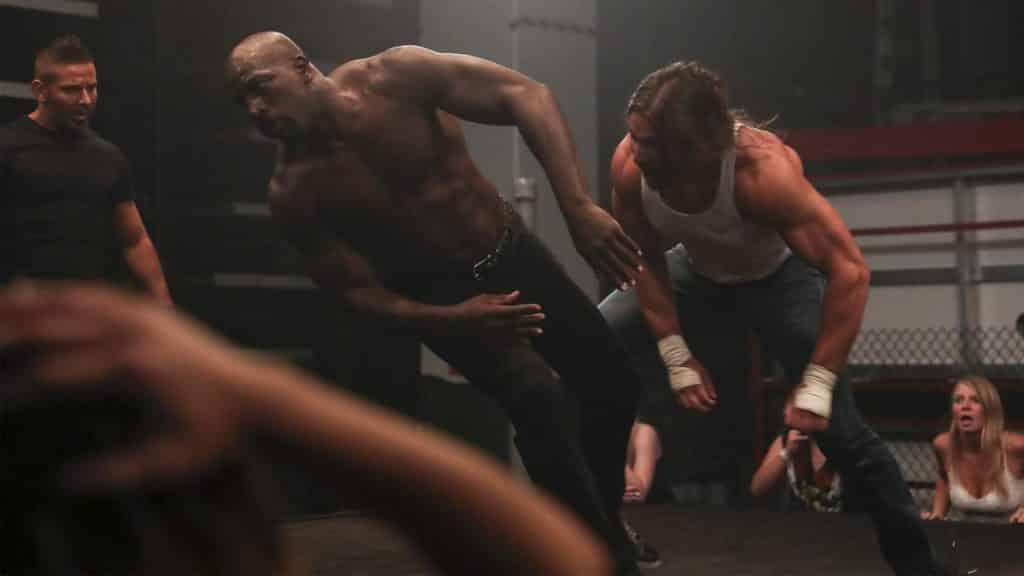 Riddick Moss knocks out TItus O'Neil