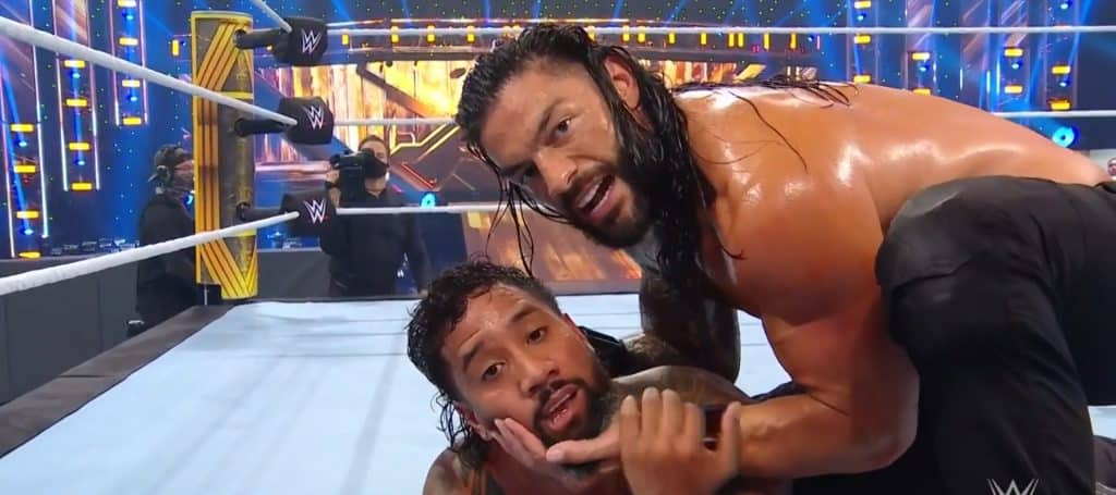 Clash of Champions: Roman Reigns vs. Jey Uso
