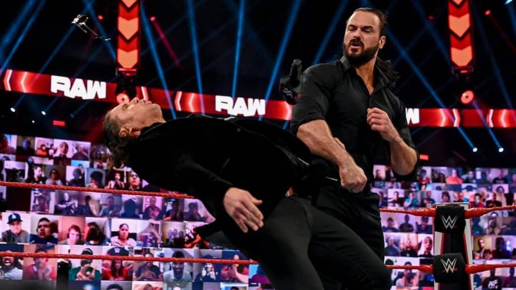 Drew McIntyre knocks out John Morrison