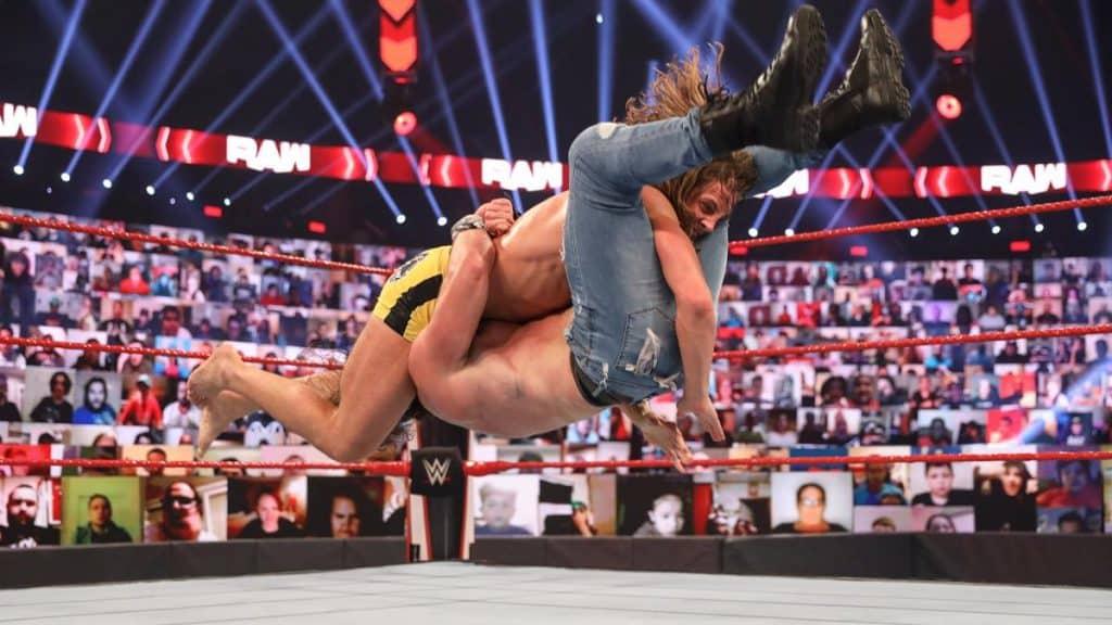 Riddle takes down Elias