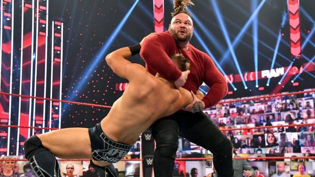 Bray Wyatt sets Miz up for Sister Abigail