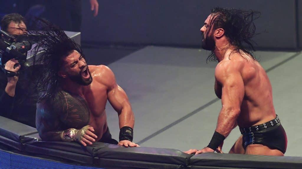 WWE Survivor Series 2020: Roman Reigns vs. Drew McIntyre