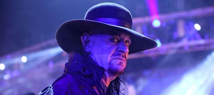 WWE Survivor Series 2020: The Undertaker