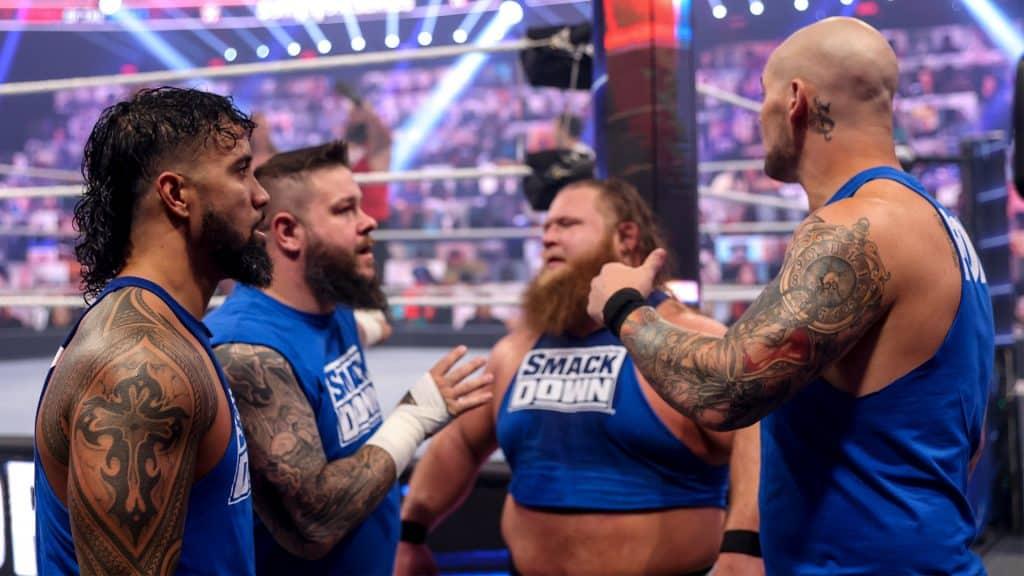 WWE Survivor Series 2020: Team SmackDown