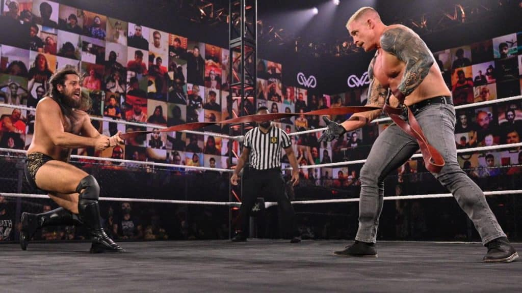 """It's Great To Be Great - """"NXT TakeOver: WarGames"""" Review (06/12/20) - STEELCHAIR Wrestling Magazine 