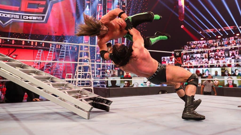 WWE TLC: AJ Styles vs. Drew McIntyre