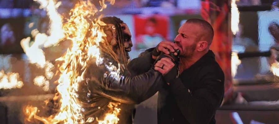 WWE TLC: Bray Wyatt vs. Randy Orton