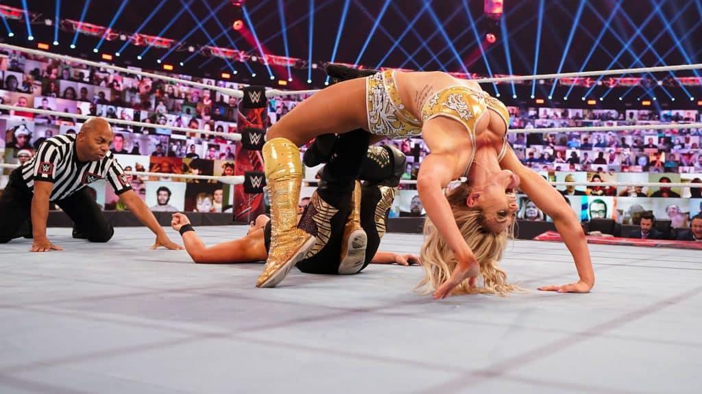 WWE TLC: Charlotte Flair and Asuka vs. Nia Jax and Shayna Baszler