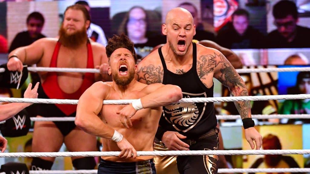 WWE TLC: 8-Man Tag