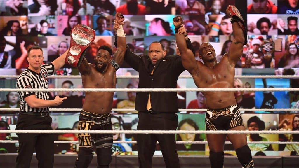 WWE TLC: Hurt Business