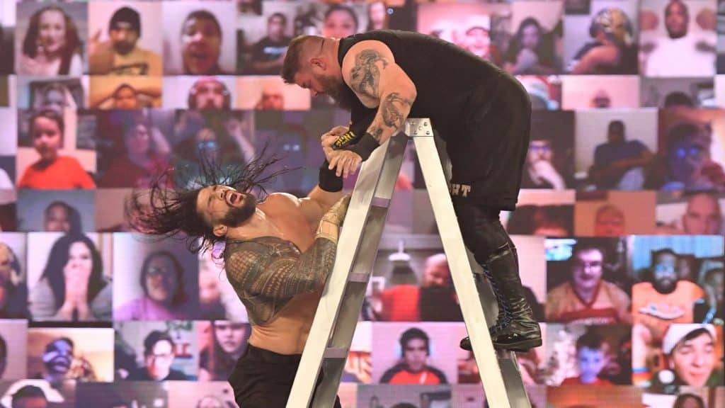 WWE TLC: Roman Reigns vs. Kevin Owens