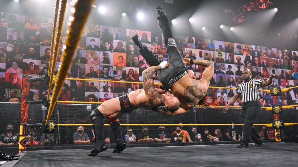 """Something Wicked This Way Comes - NXT's """"New Year's Evil"""" Review (06/01/21) - STEELCHAIR Wrestling Magazine 
