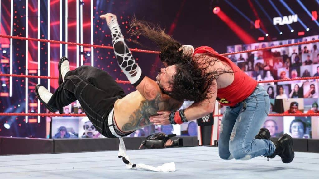 Jeff Hardy and Elias