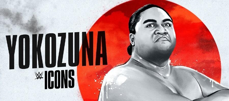 WWE Icons - Yokozuna