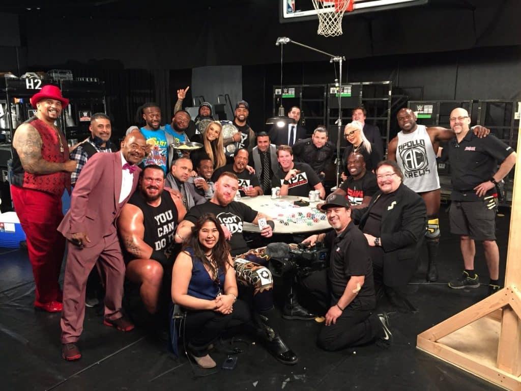 RAW Reunion Episode - APA
