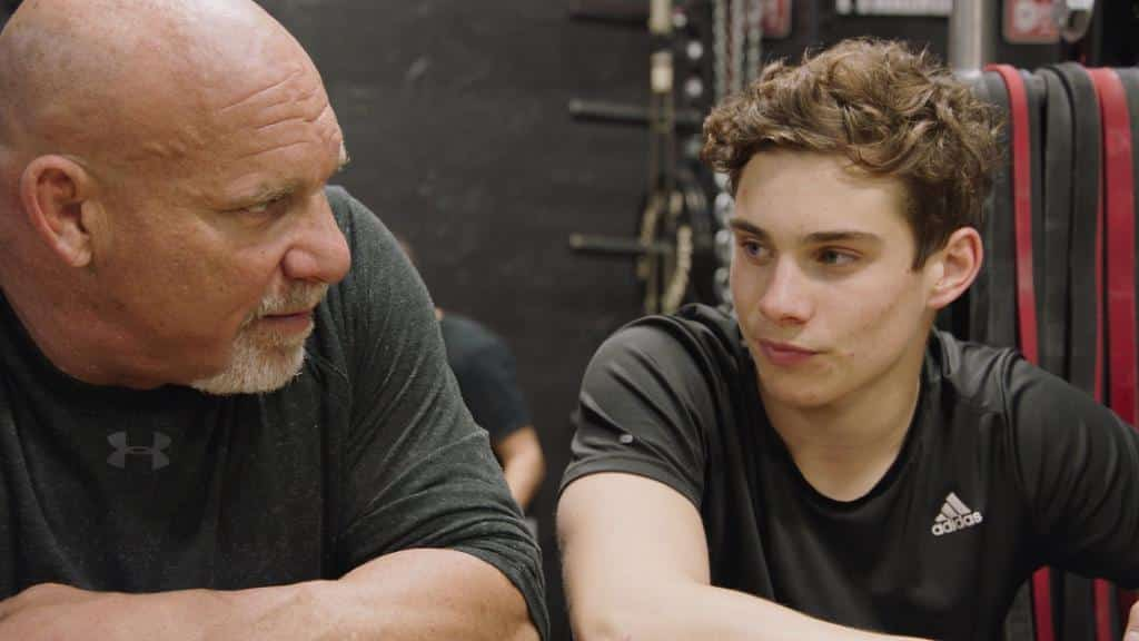 Goldberg and son - Goldberg at 54