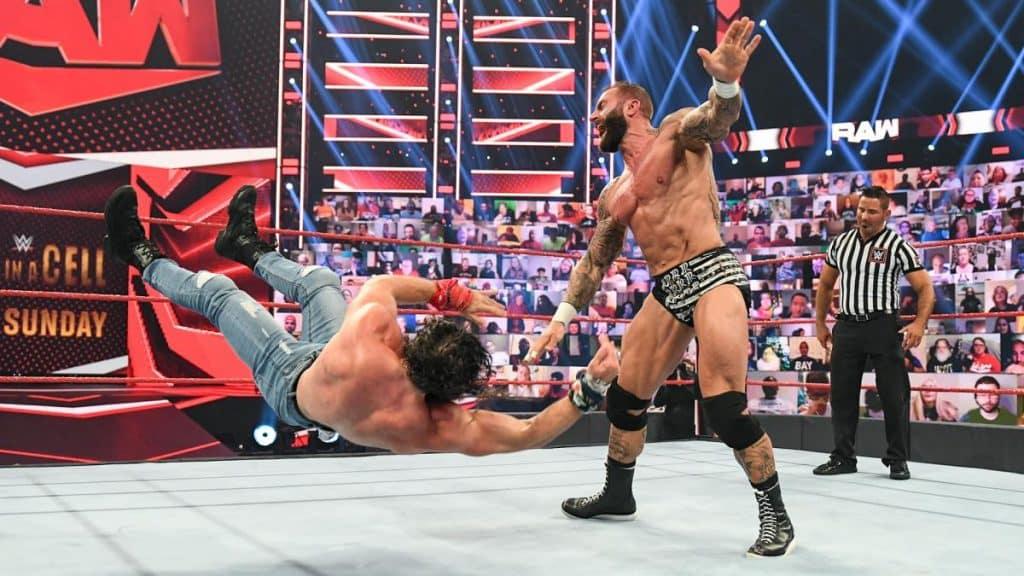 Jaxson Ryker tosses Elias