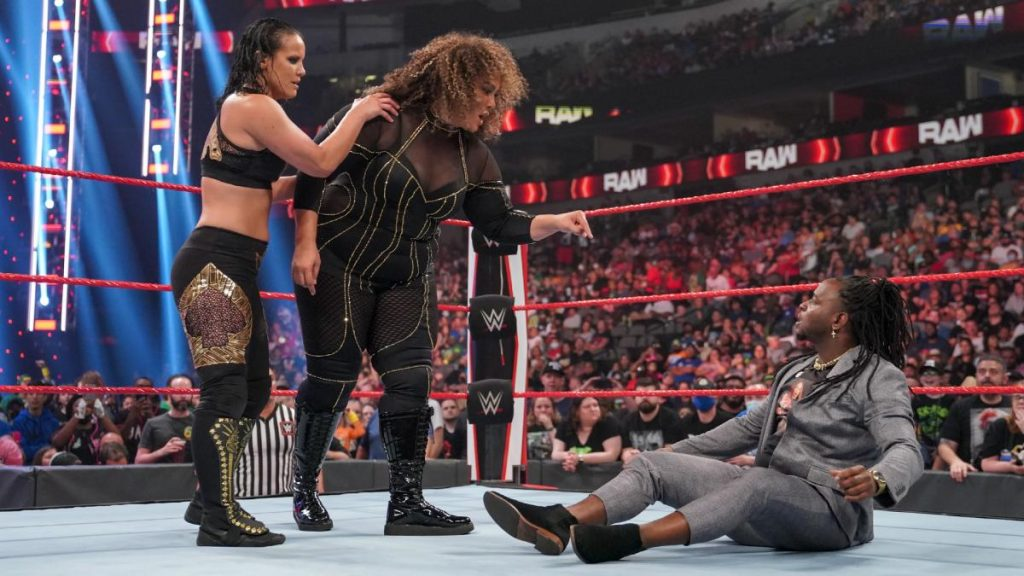 Shayna Baszler and Nia Jax are done with Reginald