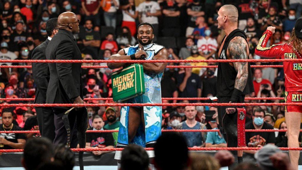 MVP, Bobby Lashley, Big E, Randy Orton, and Riddle