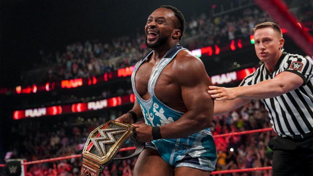 New WWE Champion Big E