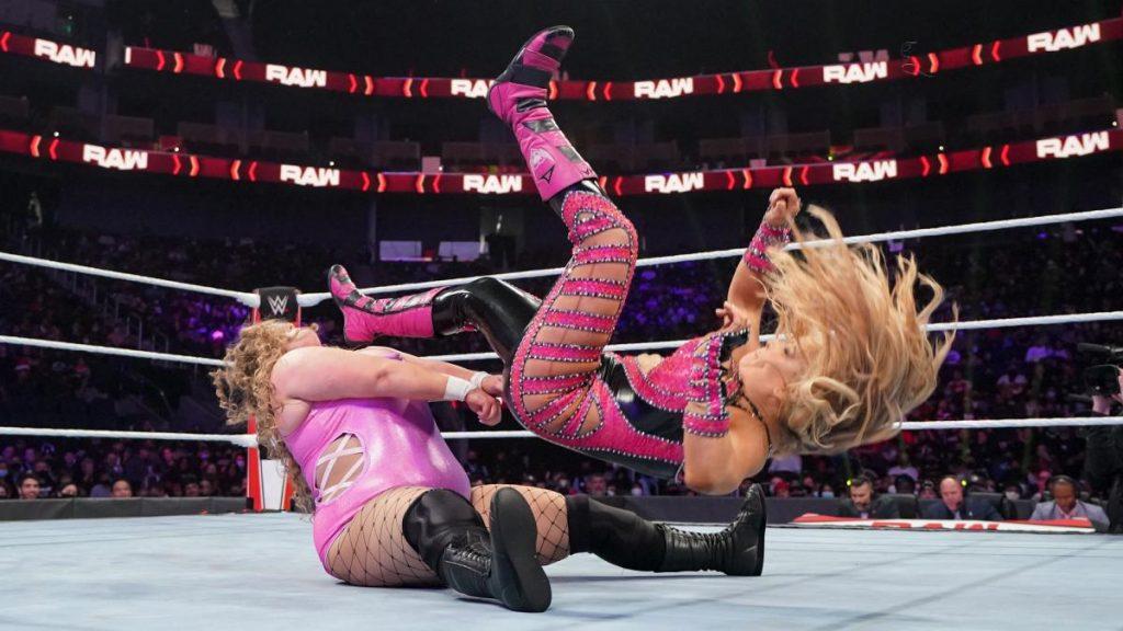 Doudrop and Natalya